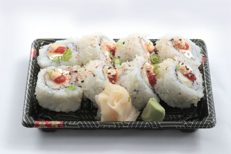 Sushi by Rainforest Seafoods