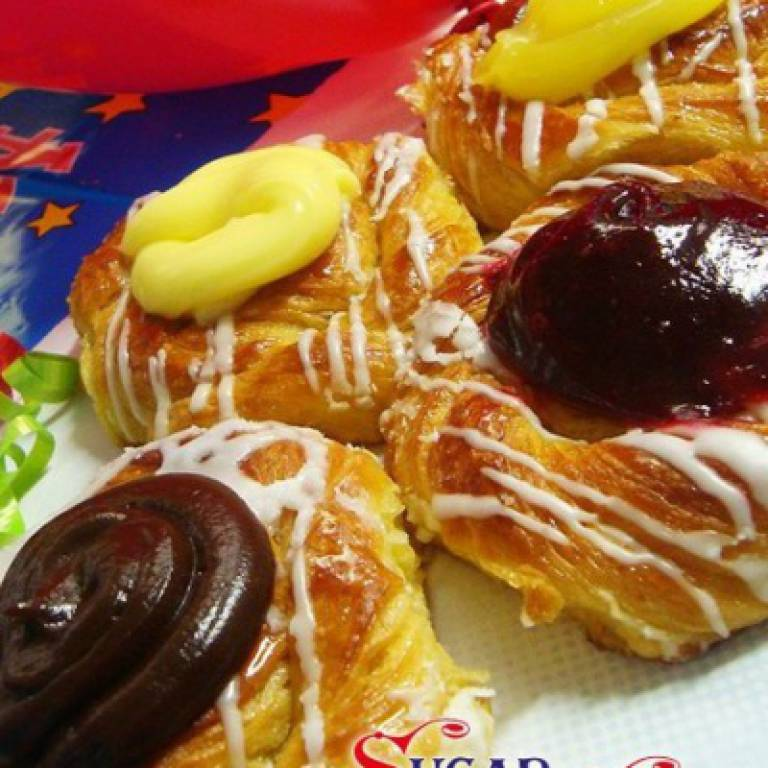 Sugar and Spice Pastries